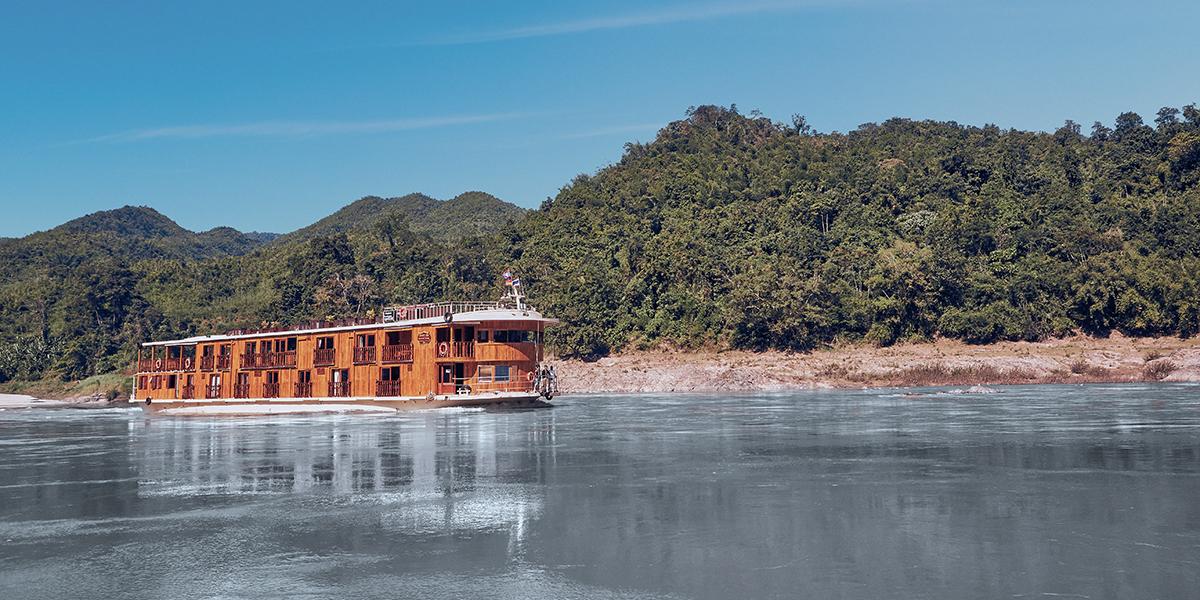 Mekong-Flusskreuzfahrten |